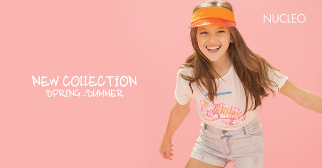 Moda para niñas primavera verano 2018. Núcleo Nenas vestidos, faldas, blusas, shorts y pantalones primavera verano 2018.