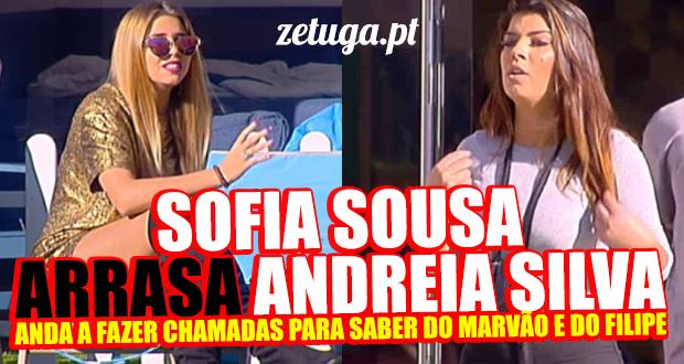 sofia sousa andreia silva marvao desafio final agora ou nunca
