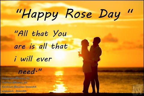 Rose Day 2020 Images And Quotes With Facts
