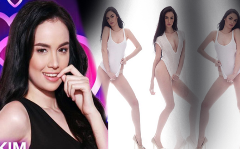 viral video of Kim Domingo