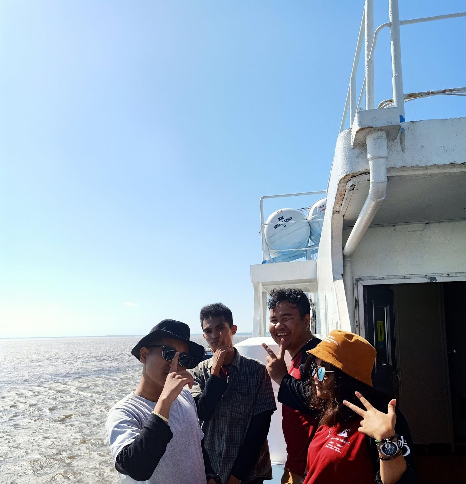 KKN 75 UAJY Ketapang, Kalimantan Barat