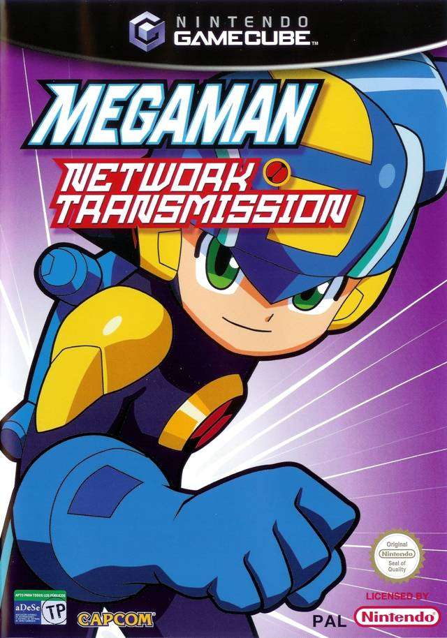MEGAMAN NETWORK TRANSMISSION OST - GAME STRIKER OST
