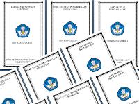 Buku Kelengkapan Administrasi Kepala Sekolah