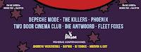 Confirmaciones Bilbao BBK Live 2017