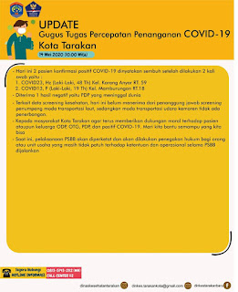 Press Release COVID-19 Tarakan 14 Mei 2020 - Tarakan Info