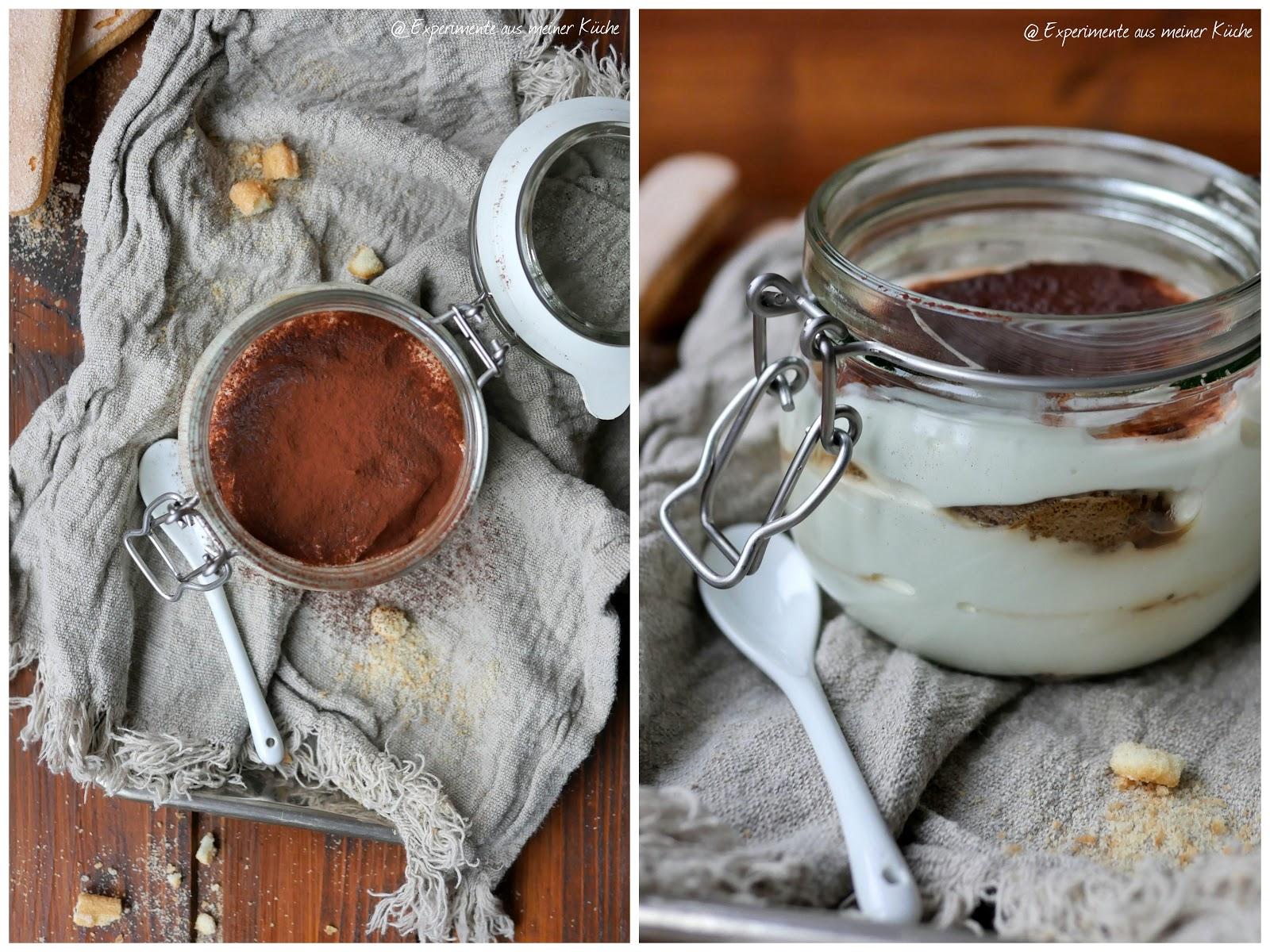 Joghurt-Tiramisu