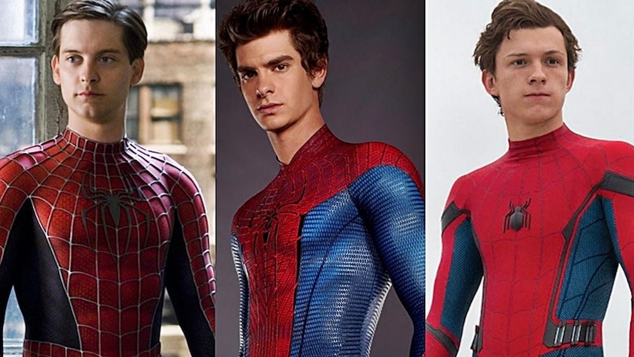Tom Holland nega que Andrew Garfield e Tobey Maguire estejam em 'Homem-Aranha 3'