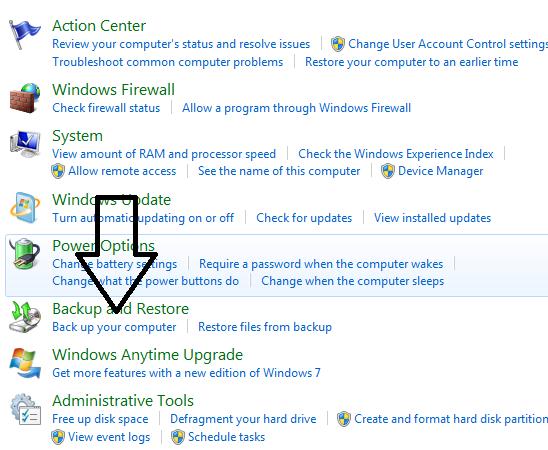 fitur untuk back up data pada windows