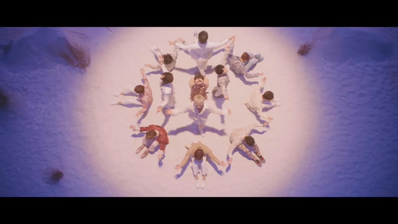 SEVENTEEN Releases Artistic MV For Japanese Song 'Fallin' Flower'