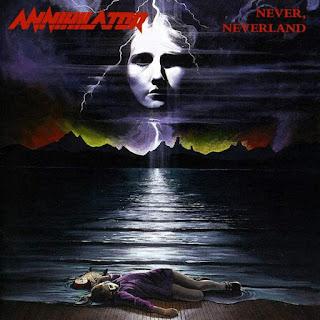 """Annihilator - """"Never, Neverland"""""""