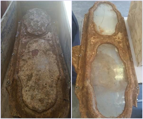 Khuôn mặt đẹp lạ thường của bé gái nằm dưới lòng đất 150 năm được tìm thấy qua những điều lạ thường