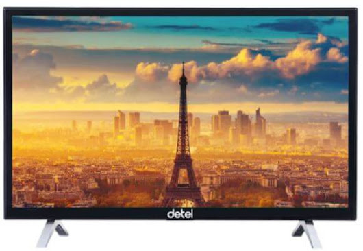 Detel offered the cheapest LCD TV