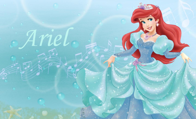Disney HD Wallpapers: Princess Ariel HD Wallpapers