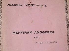 Anggrek Yos seri 1-10 0leh Ir Yos Sutiyoso. Cetak stensil. minat hub 085866230123