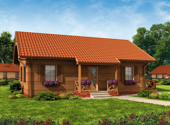 Houses made of wood are timeless and will never go out of style. Classic and elegant in nature, you can transform your house into a beautiful dwelling effortlessly. Choosing wood as the main materials for your house is a good idea because it brings a lot of benefits!  Wood is naturally an energy efficient. It is a natural insulator and very effective in isolating cold and heat. It means the wooden houses can be built regardless of the climate of one place. This also means you can save a lot of energy compared to houses that are made of stones, concrete and brick houses. Aside from this, wood is an excellent noise absorber, making it warm, relaxing and peaceful.  The following are samples of stunning wooden houses that you and your family with love to have!