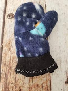 mitten sewing pattern