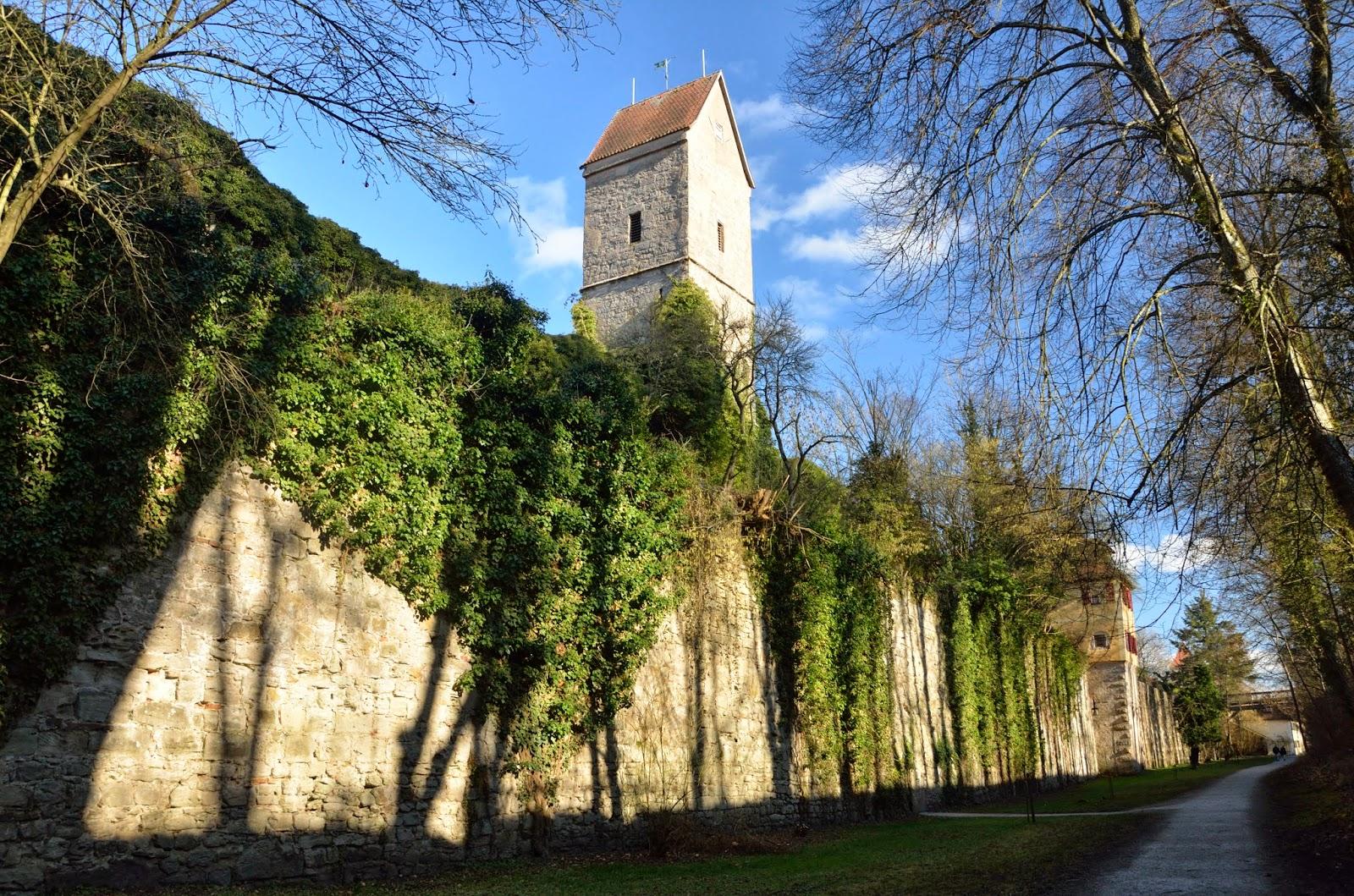 Muralla de Dinkelsbühl