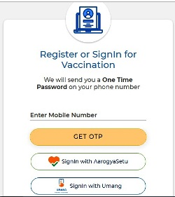 How to Register for Covid Vaccine 18 plus and Download Certificate, Find Nearest Vaccination Center