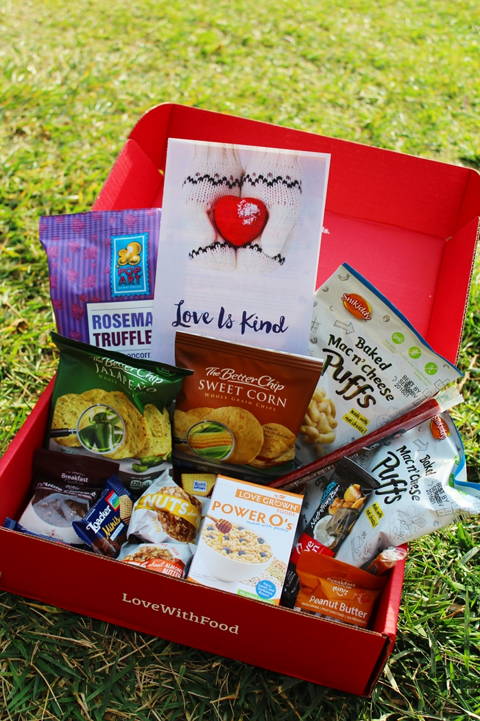 Love with Food Deluxe Box Review