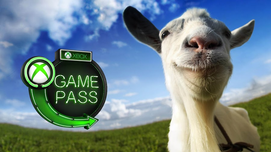 xbox game pass 2019 goat simulator xb1
