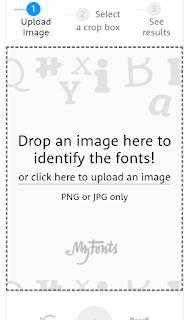 Mengetahui jenis font