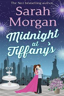 Midnight at Tiffany's    From Manhattan with love #0.5   Sarah Morgan