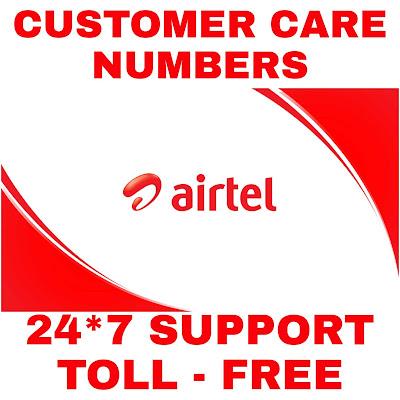 Airtel Customer Care Number