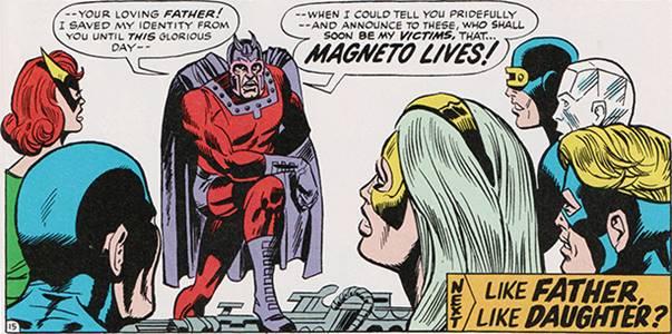 sejarah asal usul magneto, siapa magneto adalah