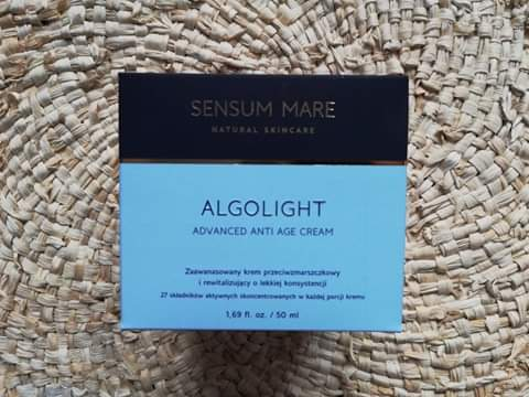 Sensum Mare krem Algolight - EraNatura