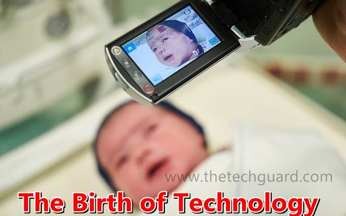 The Birth of Technology