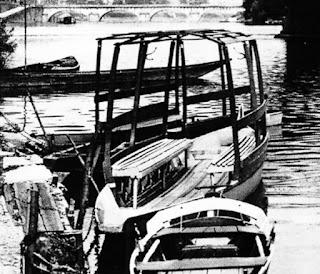 imbarcazioni sul Po