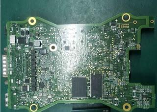 VCMII clone SP177-2 PCB 2