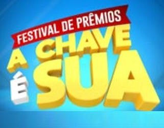 Promoção A Chave é Sua RedeTV Plus Festival Prêmios 2020