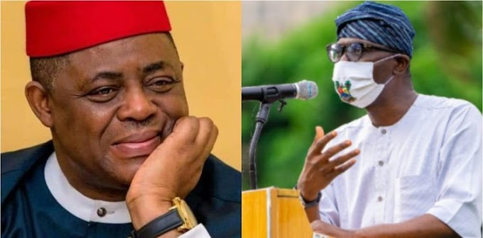 Nigerian army's claim it was Governor Sanwo-Olu that asked for soldiers to be deployed to Lekki is of grave implication - Femi Fani-Kayode
