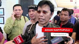 Belum Kapok, Adian Napitupulu Makin Lantang Kritik BUMN Kali Ini Soal Jabatan