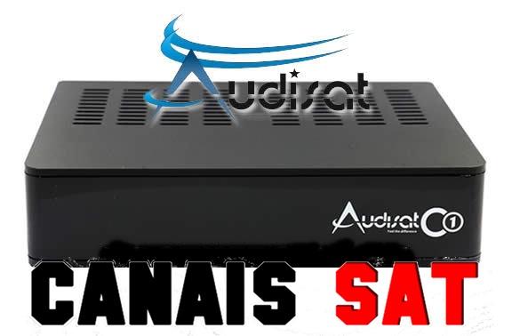 Audisat C1 Nova Atualização V1.2.86 - 02/07/2019