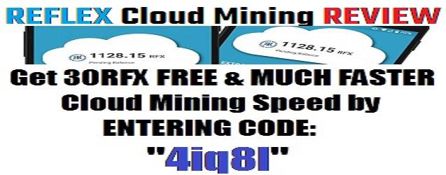 REFLEX Cloud Mining Review