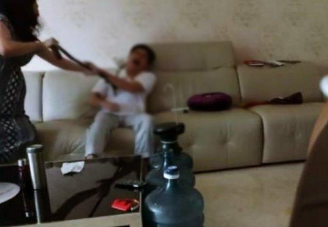 istri pukuli suami penderita Stroke - FB