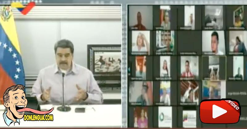 Nicolás Maduro confirma en la TV que le está comprando misiles a Irán para atacar a Colombia