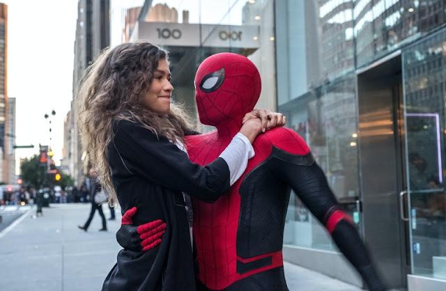 Spiderman : No way home