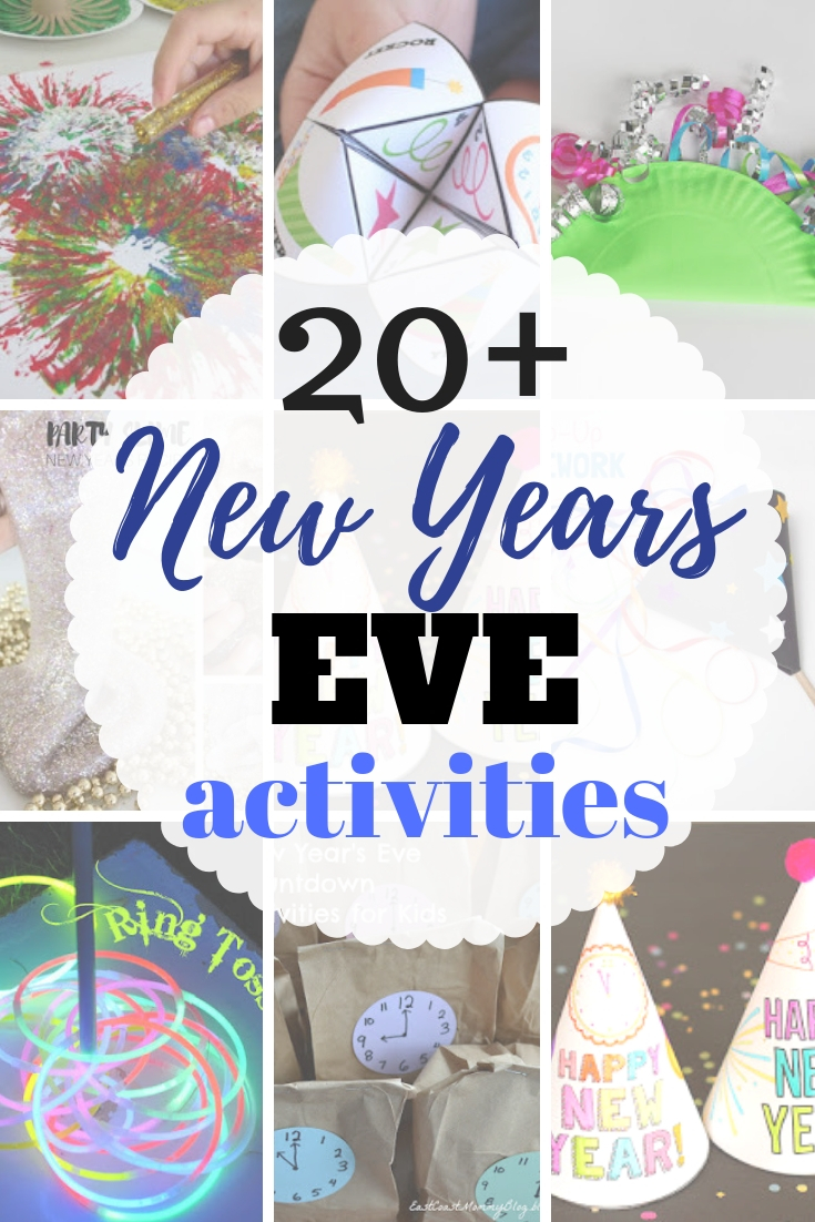 New Years Eve Ideas for Families | Sew Simple Home