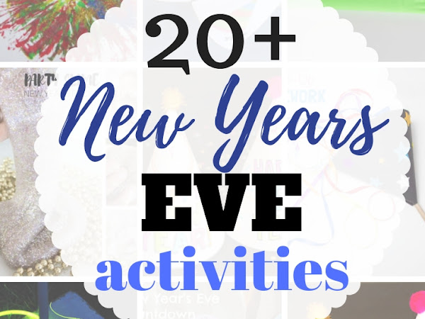 New Years Eve Ideas for Families