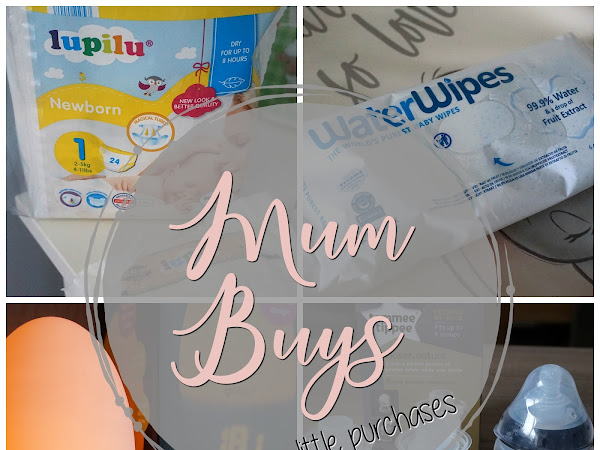Mum Buys | The Little Purchases