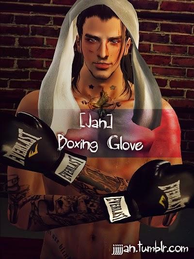 My Sims 3 Blog: Boxing Gloves by jjjjjan