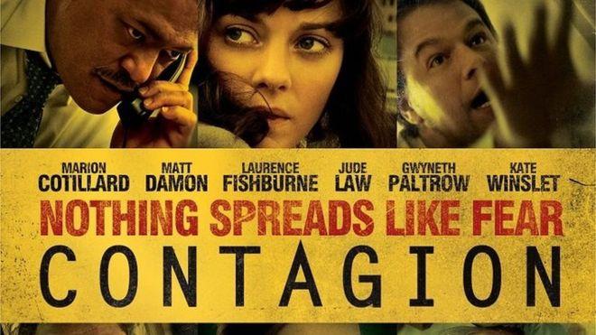 هكذا تنبأ فيلم  عدوى Contagion بتفشي فيروس كورونا قبل 10 سنوات