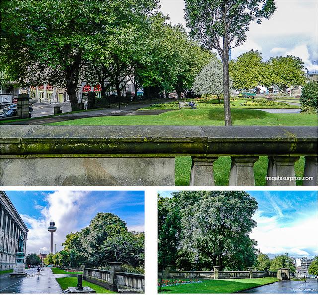 Saint John's Gardens, Liverpool