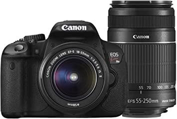 Canon EOS Kiss X6i DSLRファームウェアのダウンロード
