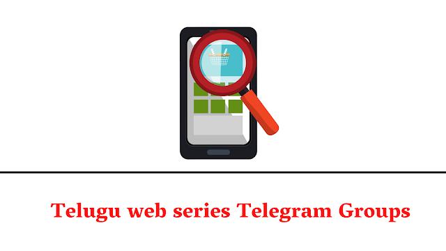 【BEST】Telugu Web Series Telegram Channels & Group Links