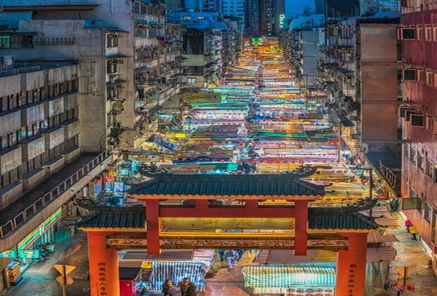 Top 10 Beautiful Places To Travel In Hong Kong