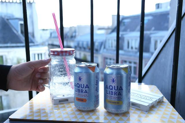 Aqualibra, la boisson fruitée qui nous déculpabilise !